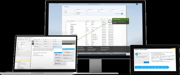 SAP HCM solutions SuccessFactors product image